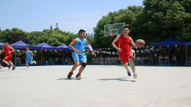 壹品欧迪第二届文化节篮球比赛10