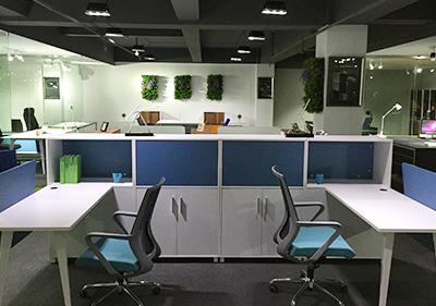 壹品欧迪办公家具展厅——青羊体验店(2014年)