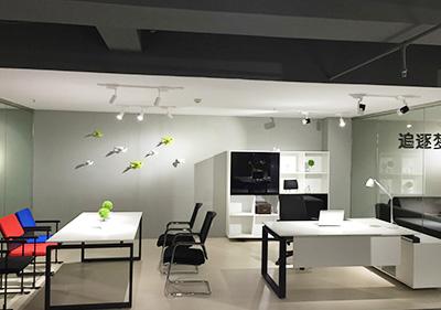 壹品欧迪办公家具展厅——青羊体验店(2015年)