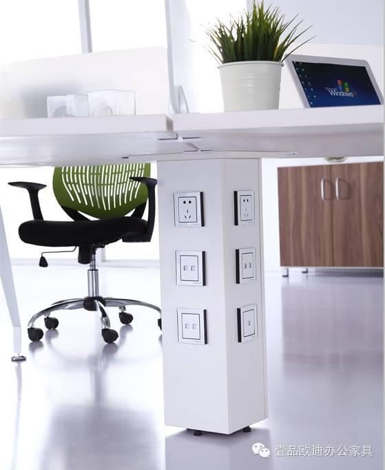 简单3招,摆脱办公桌下各种电源线杂乱困扰?