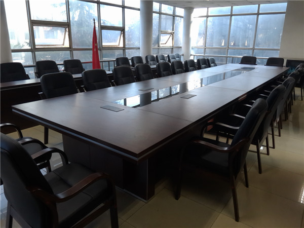 成都监狱会议室办公家具-壹品欧迪工程案例