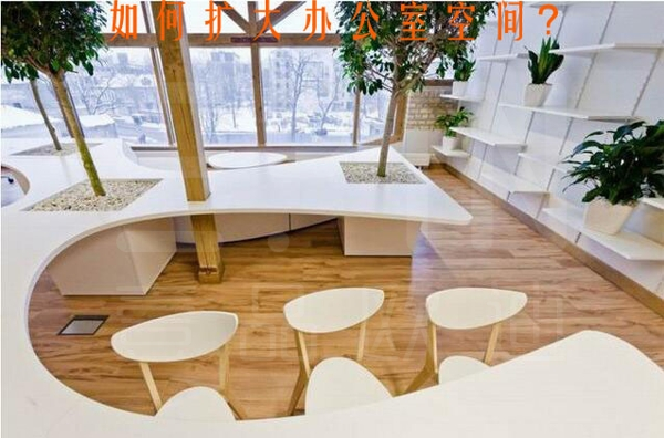 如何扩大办公室空间?看看四川办公家具厂家壹品欧迪是如何破解的