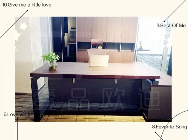 关于板式办公家具的板材,你可以知道的这些事