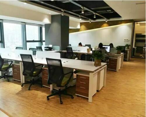 走进打造了全国文明村的宝山集团办公室-壹品欧迪办公家具解决方案