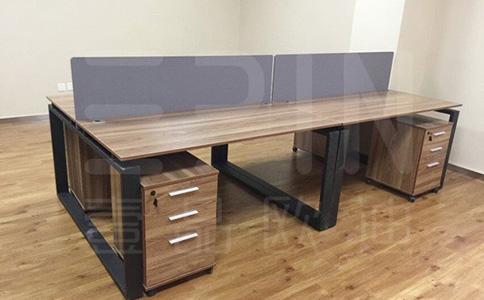 企业选择办公桌有哪些优势?