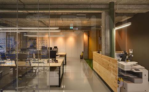 办公室装修设计需满足哪些要点?