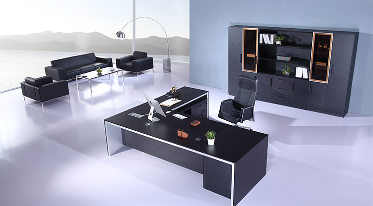 办公桌|班台|板式大班台|优诺系列