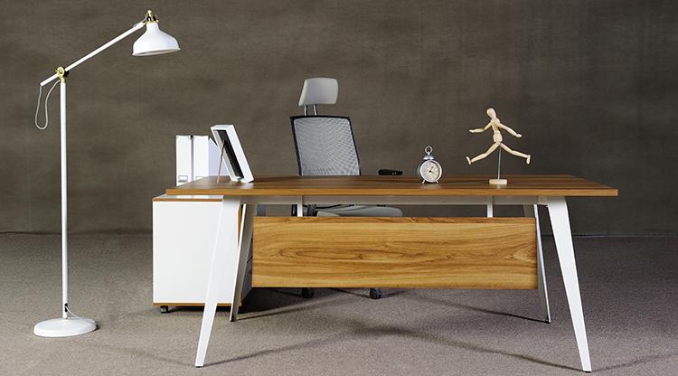 原木生态风办公家具