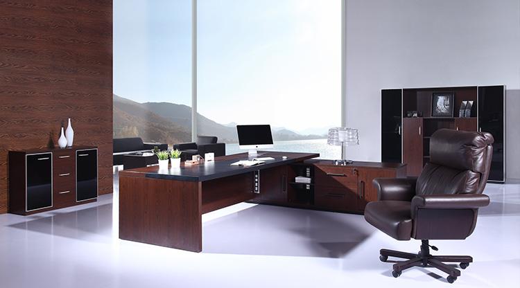 胡桃浮雕办公家具系列