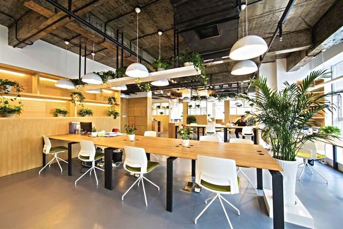 迈洋系列办公家具