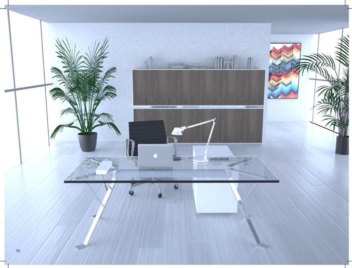 办公桌|班台