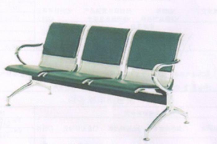 公共座椅 连排椅YZE003