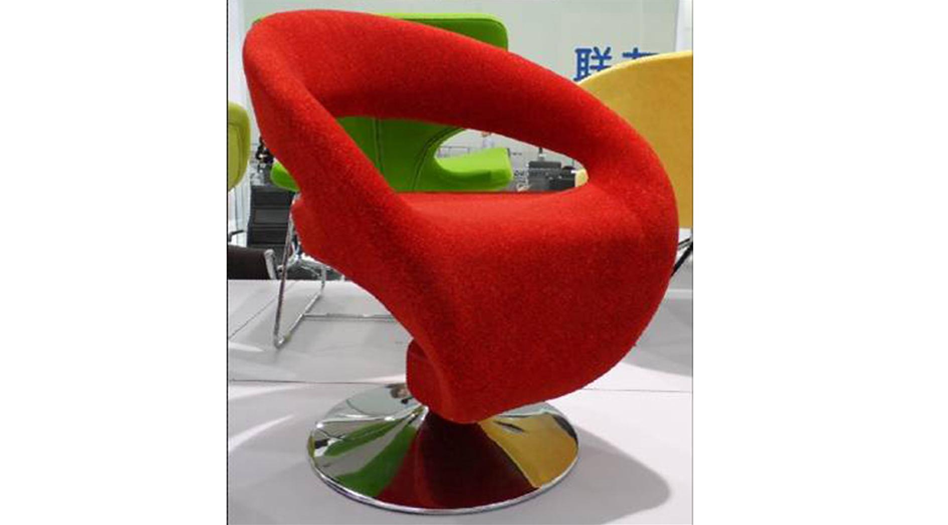 休闲洽谈椅 会客椅YZD001