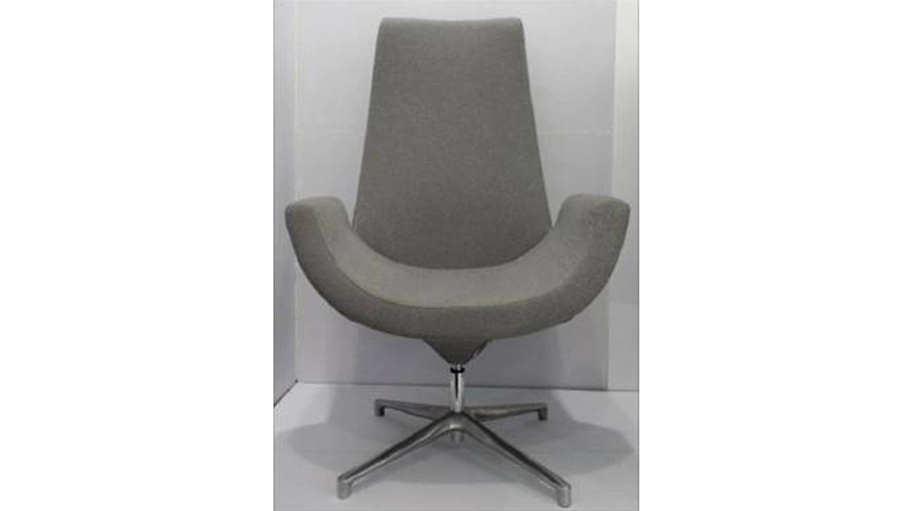 洽谈椅 会客椅YZD003