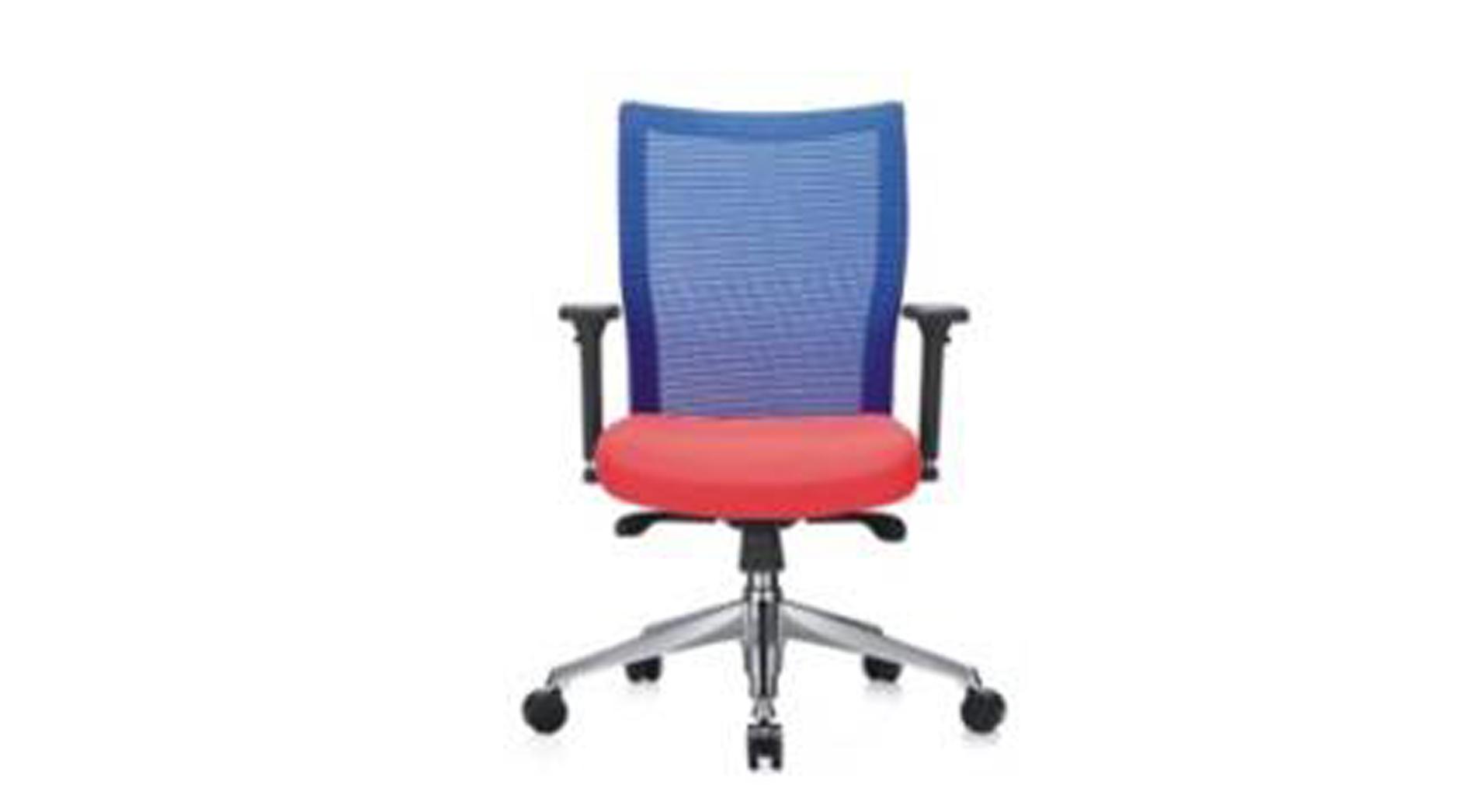 网布椅 职员椅YZC004