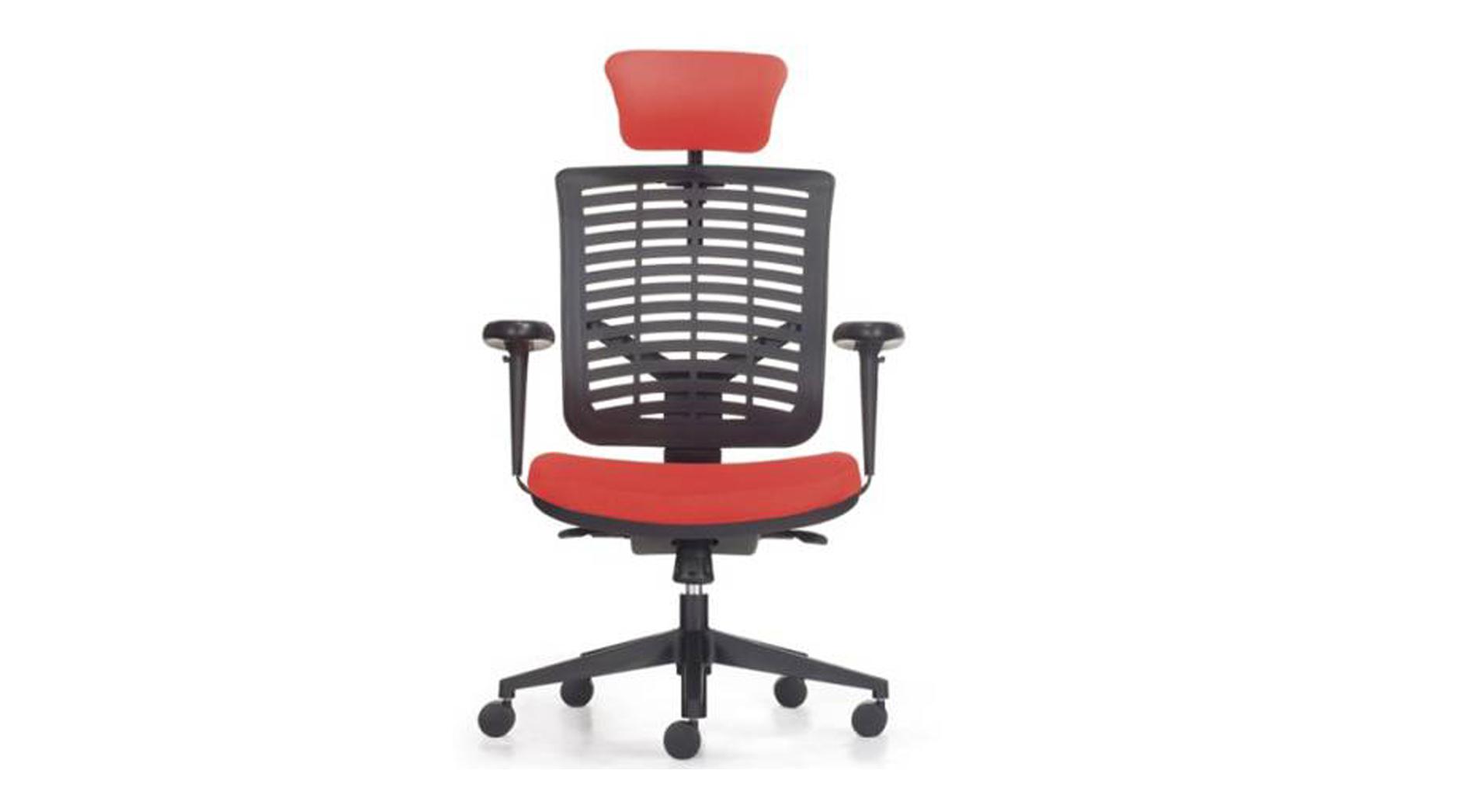 网布椅 职员椅YZC009
