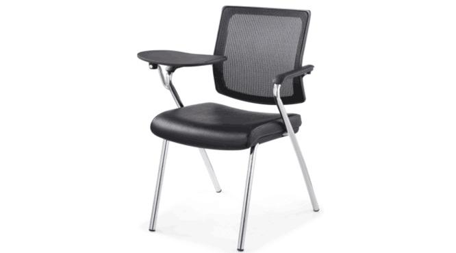 培训椅|会议椅带写字板|写字板培训椅|写字板会议椅
