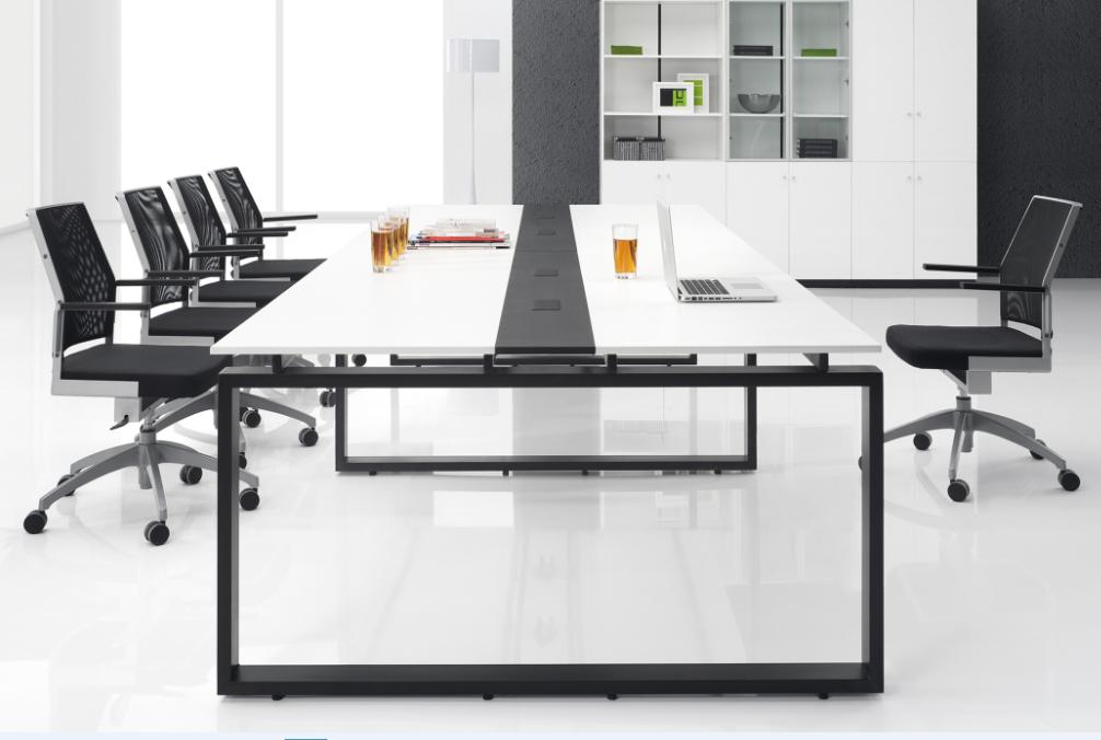 现代会议桌 时尚会议桌 简约会议桌
